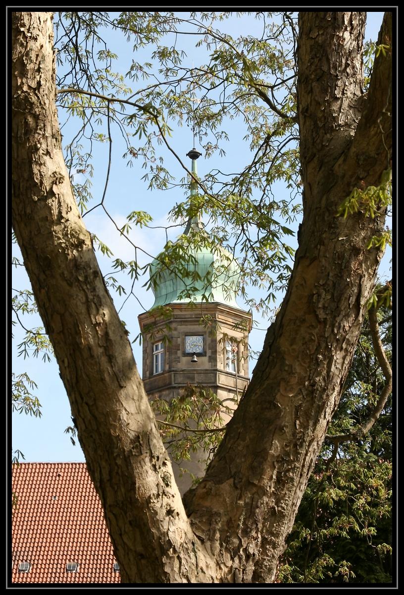 Wasserschloss Ulenburg im Frühjahr 2010