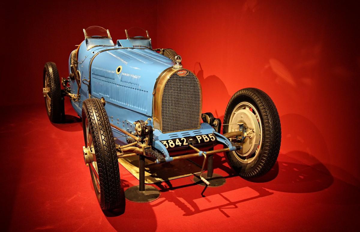 Bugatti.....