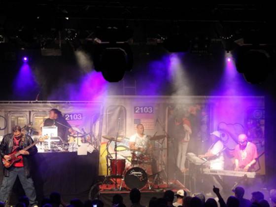 Sugarhill-Gang live im Kofmehl